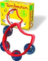 Vilac Baby Musical Toy, Tambourine by