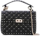 Valentino Garavani Valentino Rockstud Spike crossbody bag - women - Nappa Leather/metal - One Size