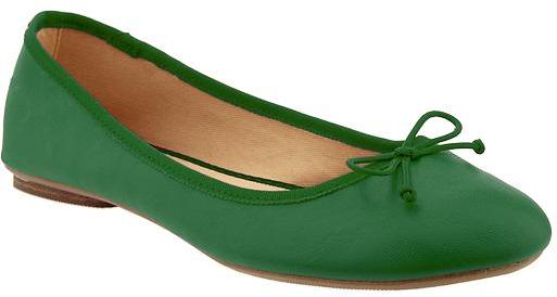Old Navy Women's Bow-Tie Ballet Flats