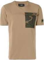 Hydrogen camouflage pocket T-shirt - men - Cotton - M