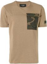 Hydrogen camouflage pocket T-shirt - men - Cotton - S
