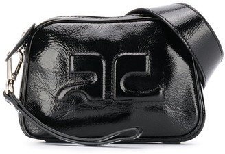 Courreges Embossed Logo Belt Bag