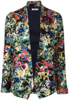 Roseanna floral print fitted jacket - women - Cotton/Polyamide/Polyester/Virgin Wool - 36