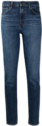 J Brand high rise Ruby skinny jeans