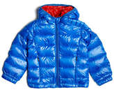 Guess Quilted Down Jacket with Hood