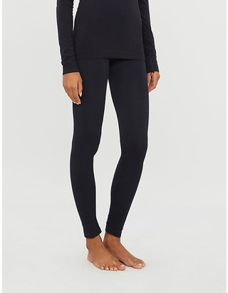 Falke Maximum Warm knitted leggings