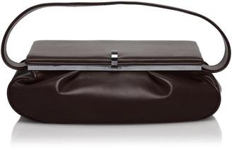 Victoria Beckham Powder Box Leather Bag