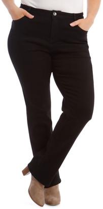 Regatta Essential Straight Jean In Black