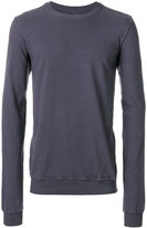 Rick Owens plain sweatshirt