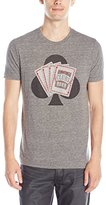 Lucky Brand Men's Ace Beer Tee