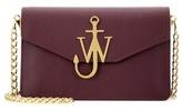 J.W.Anderson Logo Purse Leather Shoulder Bag