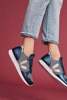 Veja Holiday Petrole Metallic Sneakers
