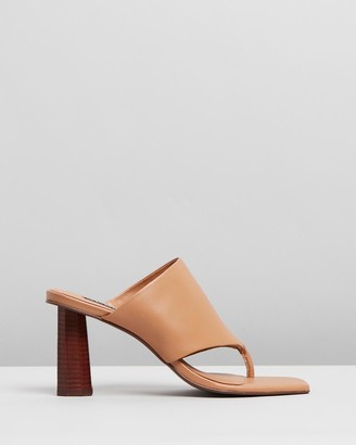 Senso Women's Brown Heeled Sandals - Ninah I - Size One Size, 36 at The Iconic