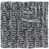 Moncler Gamme Bleu signature knitted scarf