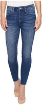 Mavi Jeans Alissa Ankle High-Rise Skinny in Mid Ripped Vintage Women's Jeans