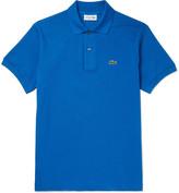 Lacoste Slim-Fit Cotton-Piqué Polo Shirt