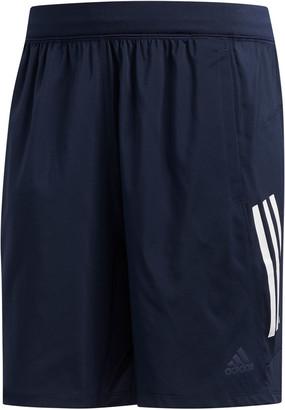 adidas Mens 4KRFT Tech 3-Stripes Woven Shorts