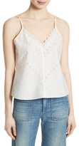 Rebecca Taylor Women's Eyelet Camisole