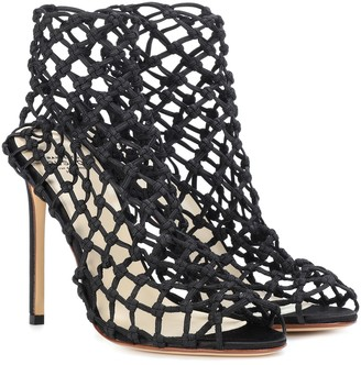 Francesco Russo Knotted sandals