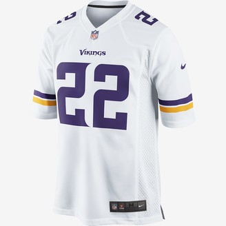 Nike Men's Game Football Jersey NFL Minnesota Vikings (Harrison Smith)