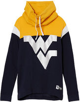 Victoria's Secret Victorias Secret West Virginia University Cowl Pullover