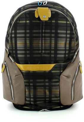 Piquadro Multicolor Backpack
