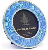 Jonathan Adler Blue Malachite Frame
