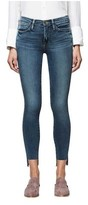 Frame Women's Le High Skinny Raw Stagger Jean in Woodhaven