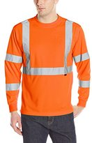 Wolverine Men's Caution Long Sleeve T-shirt