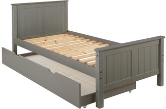 Classic Novara Single Bed - Excludes Trundle
