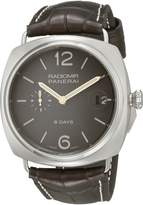 Panerai Men's PAM00346 Radiomir Analog Display Mechanical Hand Wind Watch