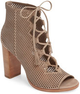 Trina Turk Gabby Perforated Ghillie Sandal