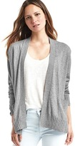 Gap Merino wool blend open cardigan