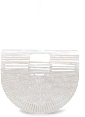 Cult Gaia Ark acrylic small bag