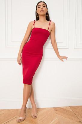 superdown Kendall Midi Dress