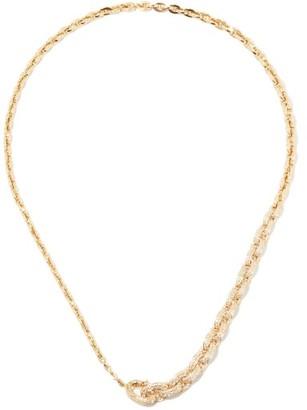 Sophie Bille Brahe Santa Fe Diamond & 18kt Gold Necklace - Yellow Gold