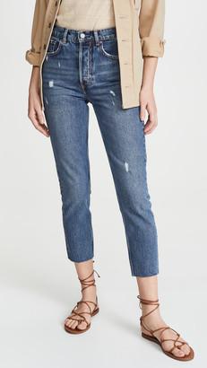 Boyish The Billy High Rise Rigid Jeans