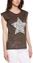 Best Mountain Women's TCE1546F Plain Short Sleeve T-Shirt