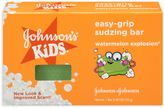 Johnson & Johnson BuddiesTM Easy-Grip Sudzing Bar