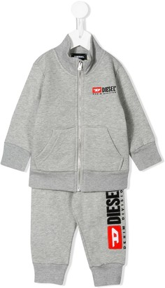 Diesel Sollyb-Set cotton tracksuit