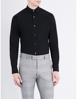 Tiger Of Sweden Farrel Slim-fit Seerseeker-cotton Shirt