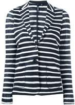 Woolrich striped blazer