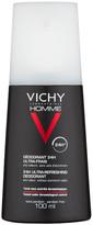 Vichy Homme Deo Vapo Intense Regulation 100ml