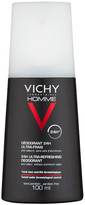 Vichy Homme Deodorant Intense Regulation Spray 100ml