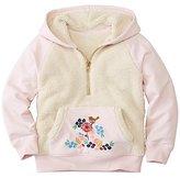 Girls Supercozy Sherpa Hoodie Sweatshirt