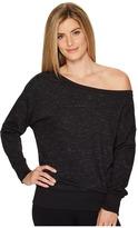 2xist 2IST - Off Shoulder Sweatshirt Women's Sweatshirt