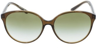 Oliver Peoples The Row Brooktree Sunglasses - Olive