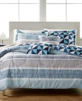 Jessica Sanders CLOSEOUT! Parksdale Reversible 4-Pc. Twin Comforter Set