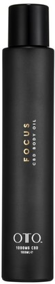Otö Focus Cbd Body Oil