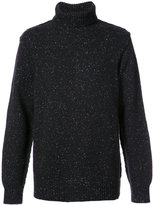 Ovadia & Sons flecked turtleneck sweater